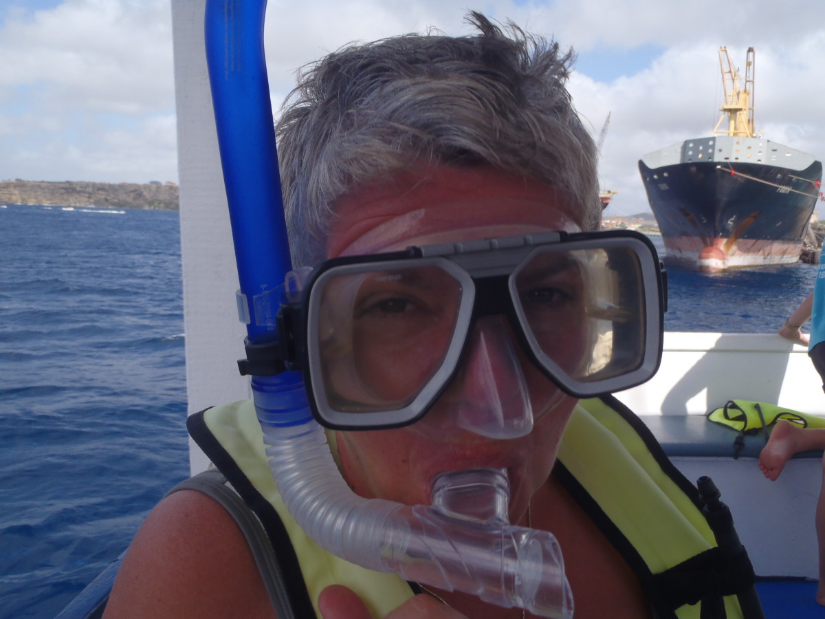 Diving in Curacao